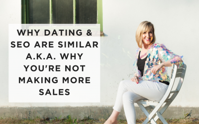 Why dating + SEO are similar a.k.a. why you aren't making more sales