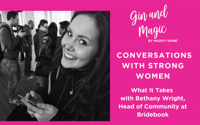 What it takes to succeed with Beth from Bridebook