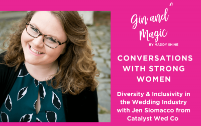 Feminism and Delivering Value in the Wedding industry with Jen from Catalyst Wed Co