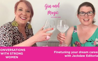 Finetuning your dream career with Jen from Jackdaw Editorial